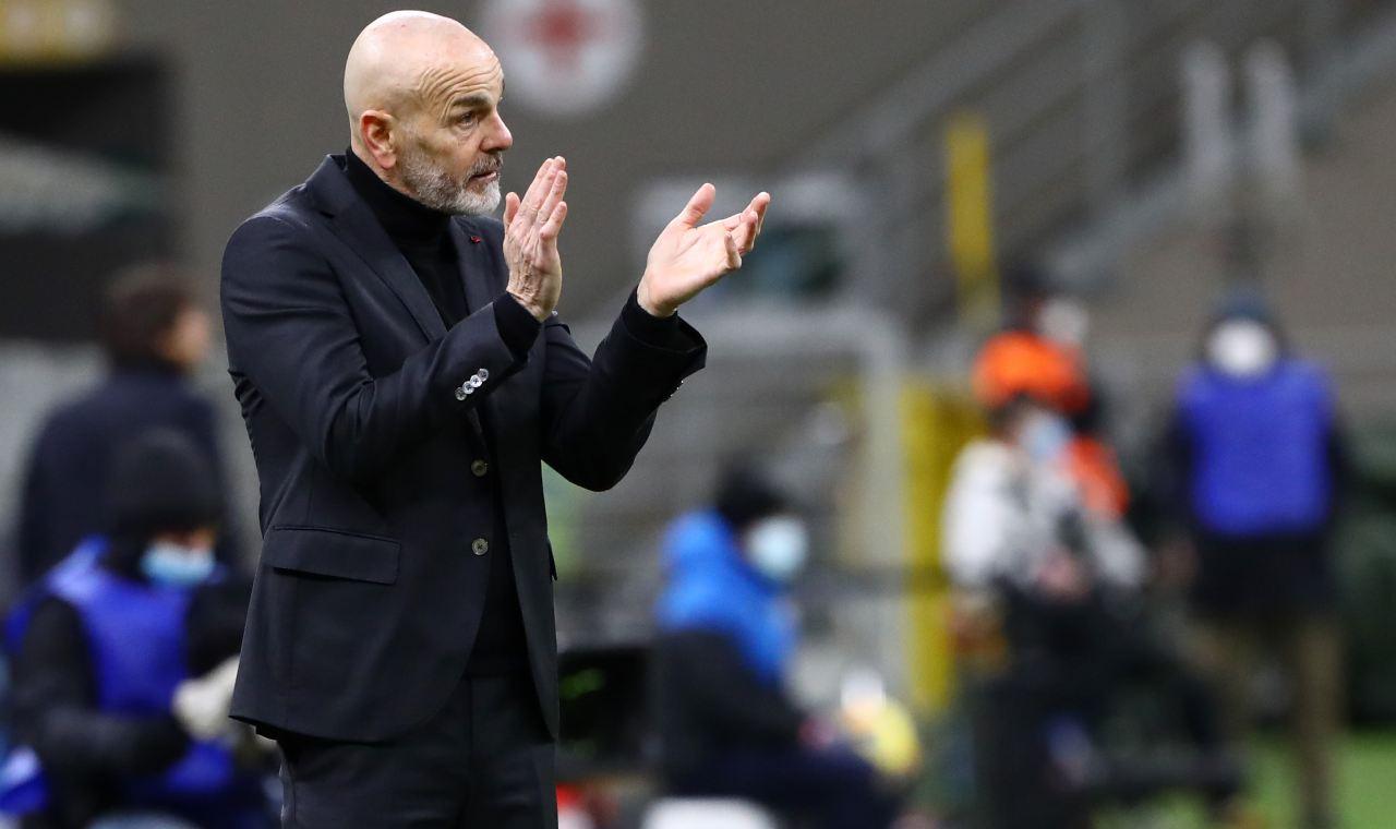 """Milan, Pioli: """"Questa squadra mi emoziona. E c'è anche del mio"""""""