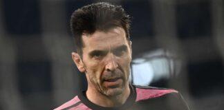 Buffon preoccupato