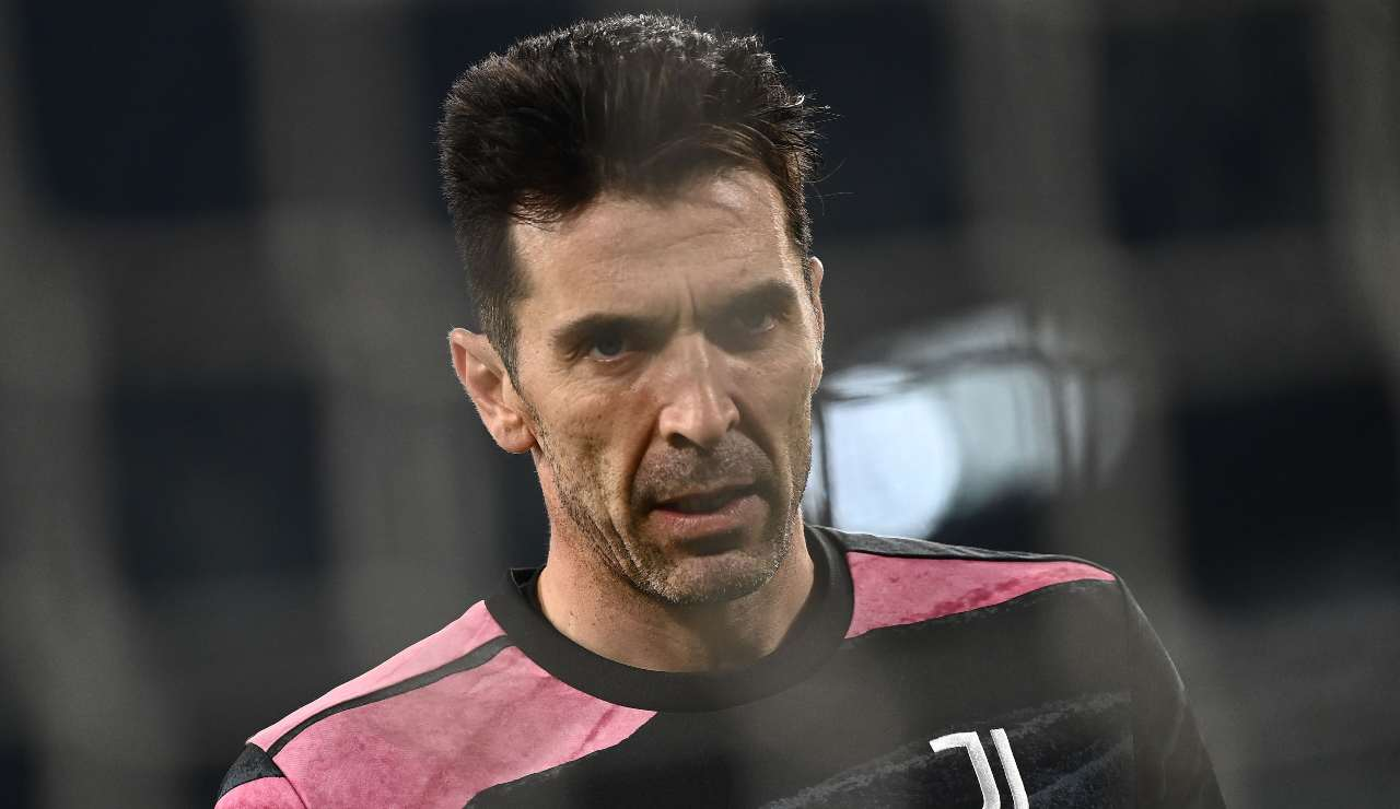 Bestemmia in Parma-Juventus del 19 dicembre 2020, deferito Buffon