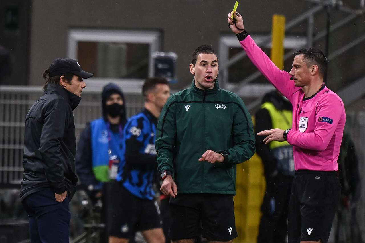 Inter, Conte: