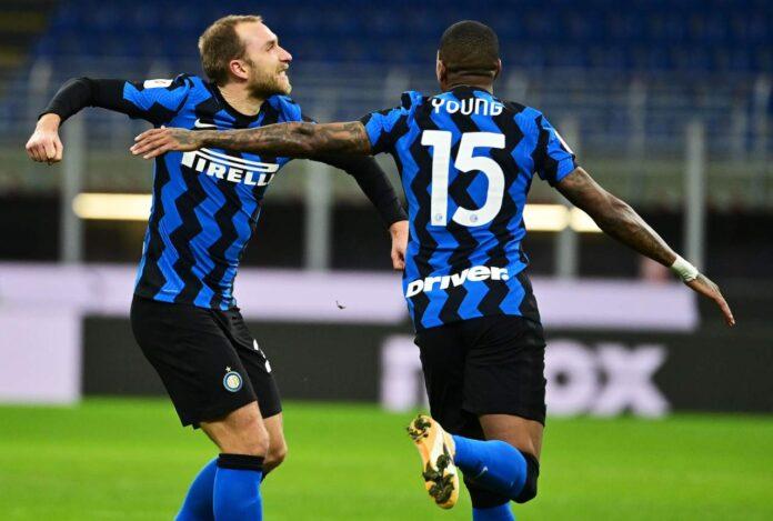 Coppa Italia, Inter-Milan 2-1: Eriksen porta Conte ai quarti