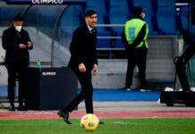 """Roma-Spezia, Fonseca in conferenza   """"Sembra di essere ultimi"""""""