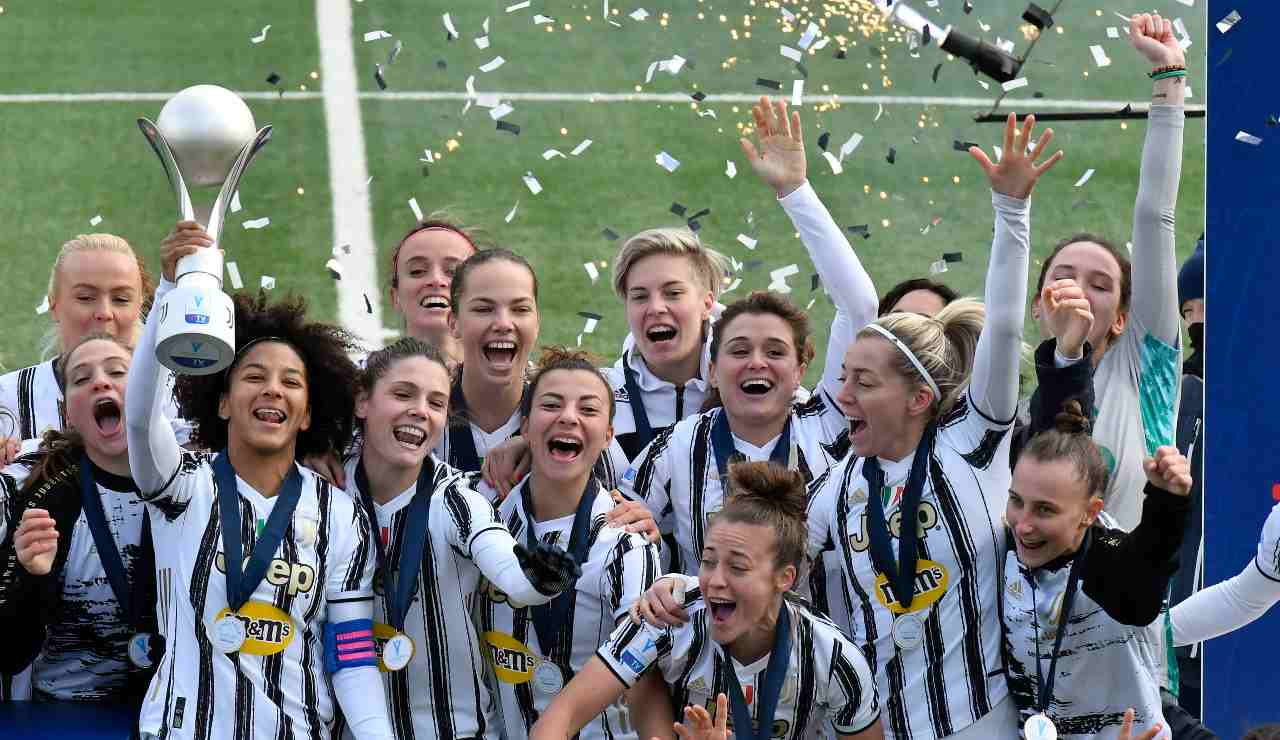 Femminile: Supercoppa alla Juventus, 2-0 alla Fiorentina