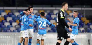 Coppa Italia, Napoli-Spezia 4-2: Gattuso raggiunge l'Atalanta in semifinale