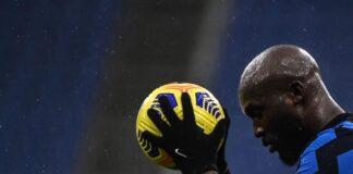 Inter-Milan, ammonito Lukaku | Il belga era diffidato