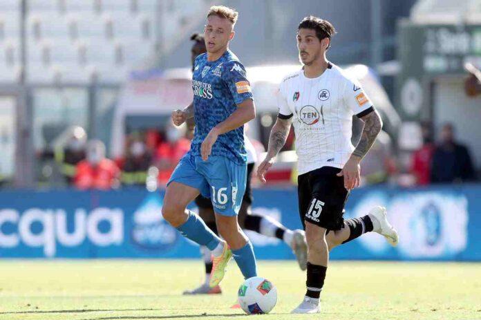 Calciomercato Spezia: Cremonese, Entella, Vicenza interessate a Mastinu