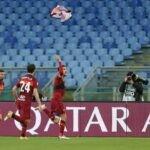 Roma, l'esultanza al gol di Pellegrini | La reazione verso Fonseca