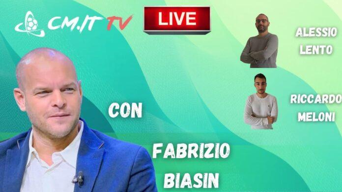 CMIT TV diretta calciomercato