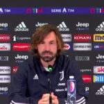 Inter-Juventus, Pirlo in conferenza