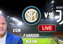 CMIT TV | Serie A, la cronaca di Inter-Juventus: DIRETTA LIVE