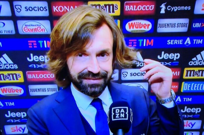 Juventus Parma, Pirlo nel post partita su Ronaldo, Dybala, Buffon