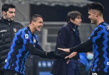 Inter-Juventus, problema all'inguine per Sanchez a fine partita