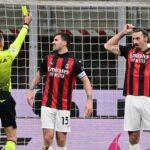 Inter-Milan, infortunio per l'arbitro Valeri | Chiffi al suo posto