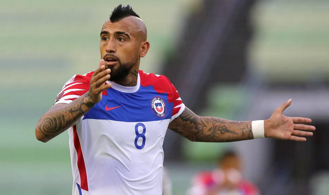 Calciomercato Spalletti Cile Vidal