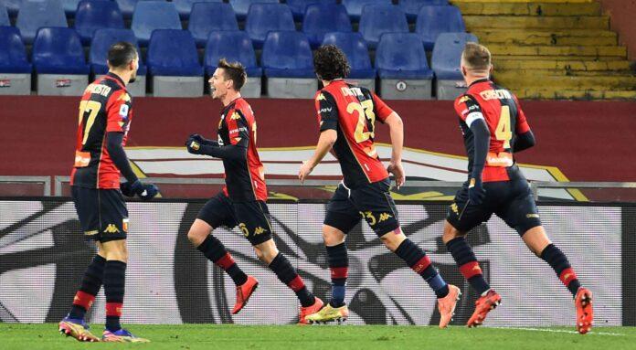 Serie A, Genoa-Bologna 2-0: l'effetto Ballardini fa bene a Zajc