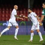 Serie A, Benevento-Torino 2-2: Zaza salva Nicola in extremis