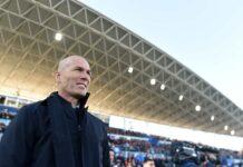 zidane real madrid calciomercato depay juventus milan
