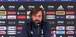 Pirlo Juventus-Spezia