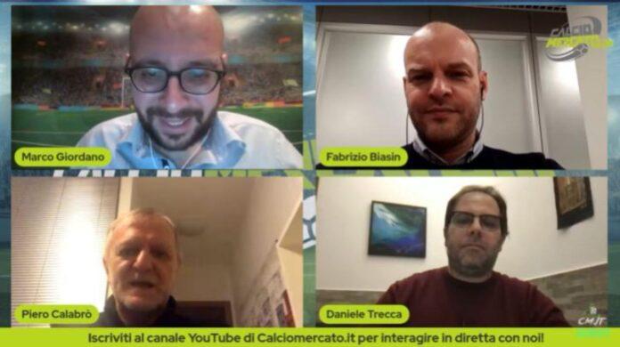 CMIT TV | ESCLUSIVO Calabrò: