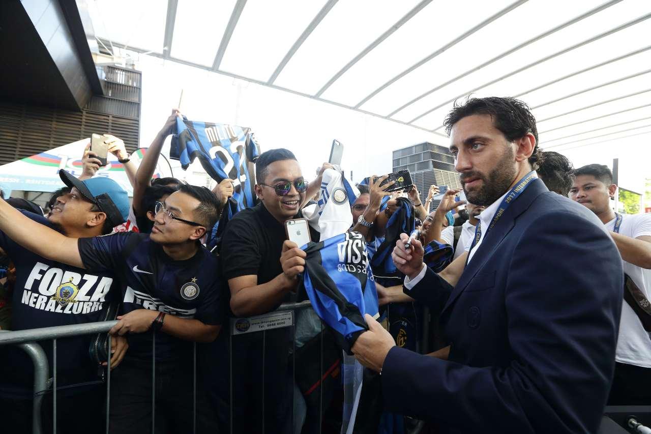 Inter, Milito parla in vista della Juventus: dallo Scudetto a Eriksen