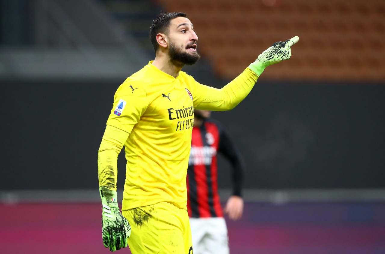 Calciomercato Milan, novità per il rinnovo di Donnarumma   C'è la clausola