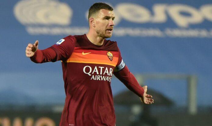 Calciomercato Roma, Dzeko insofferente   Ipotesi rescissione per giugno