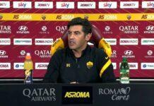 Torino-Roma, le parole di Fonseca in conferenza stampa