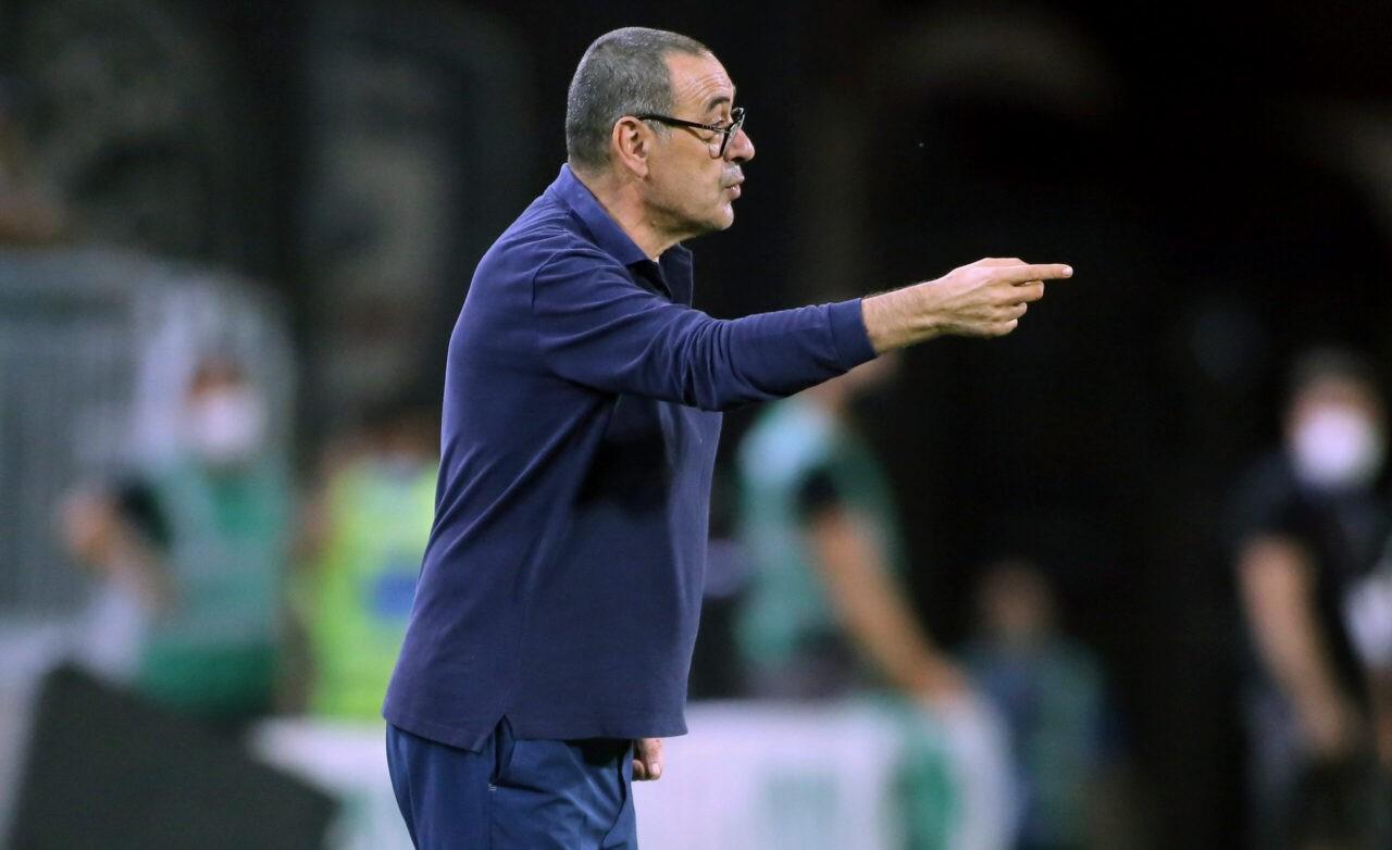 Calciomercato Napoli, ritorno Sarri: 'assist' dell'agente di Jorginho