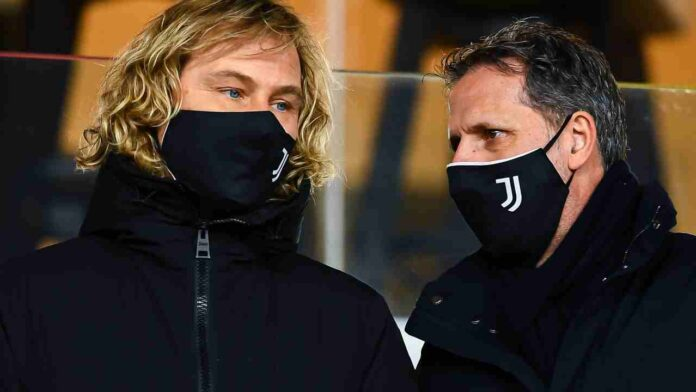 Calciomercato Juventus Psg Paratici Leonardo Depay Aguero