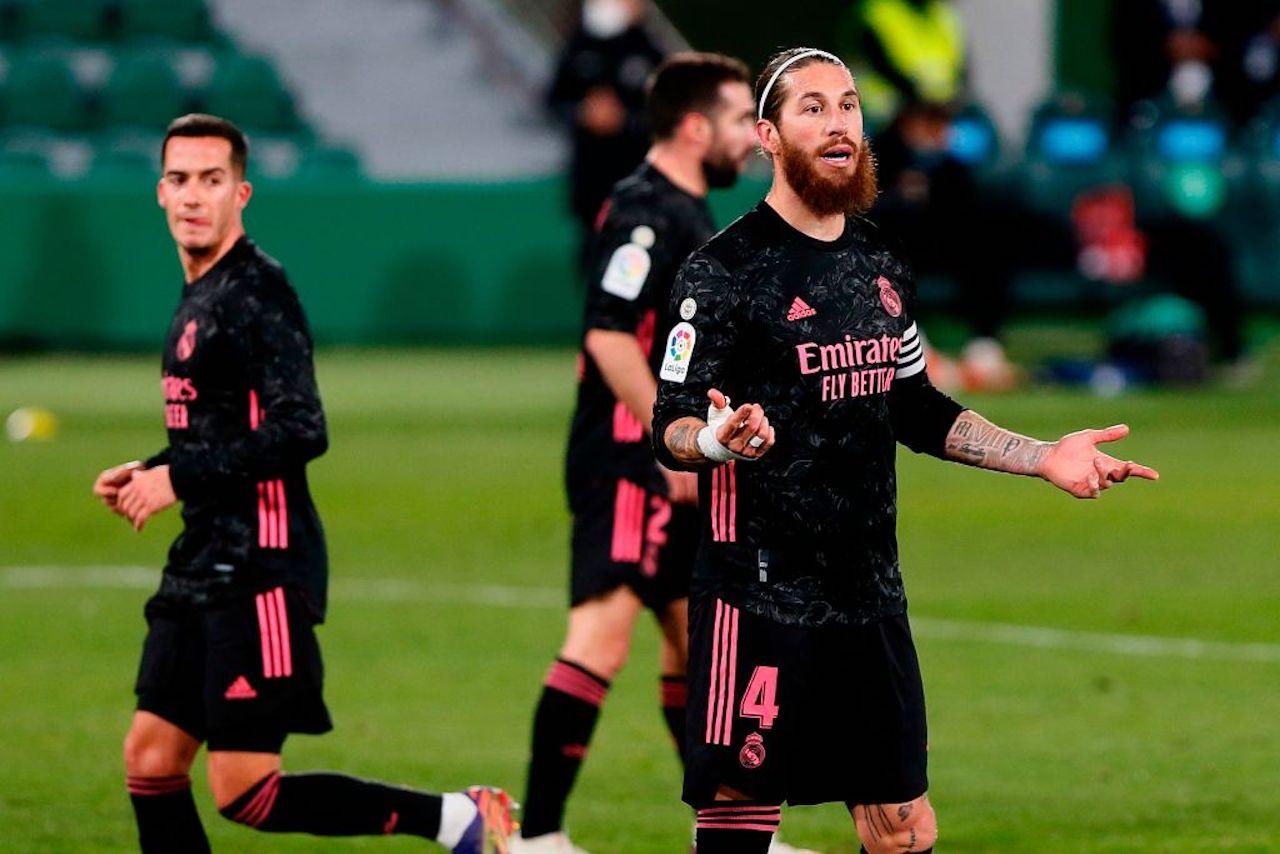 Calciomercato Juventus, futuro Sergio Ramos   Incontro col Real Madrid