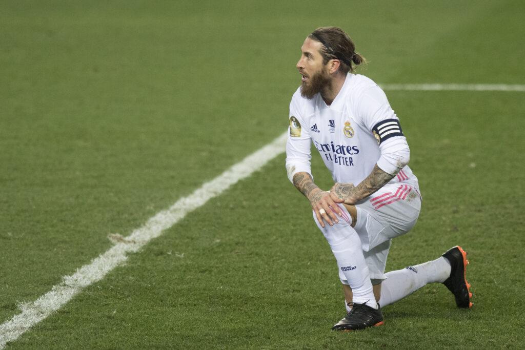 Calciomercato Juventus, intrigo Sergio Ramos: un like e possibile addio