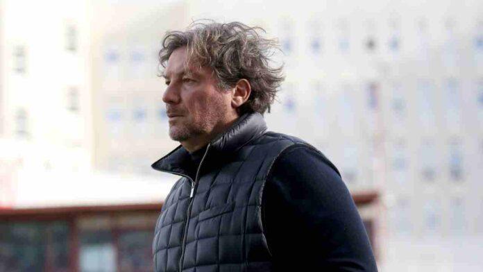 Serie A panchina a De Rossi Crotone Stroppa