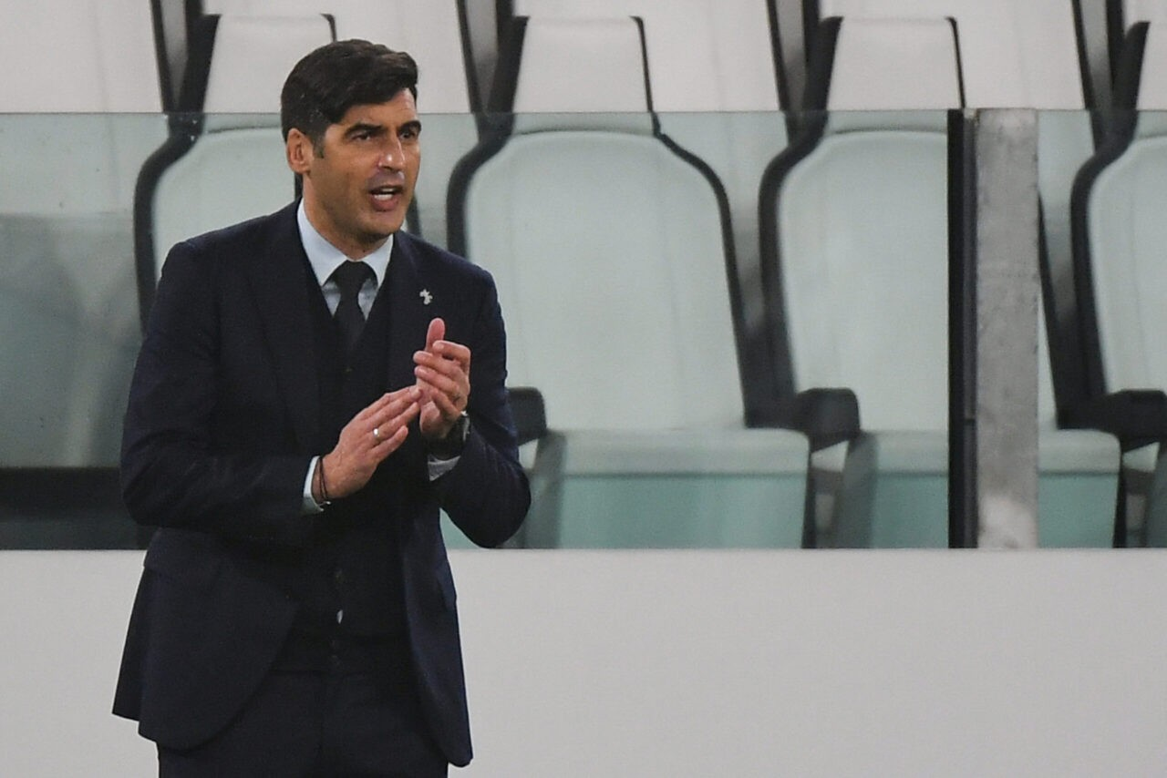 Juventus-Roma, Furia Fonseca con Villar