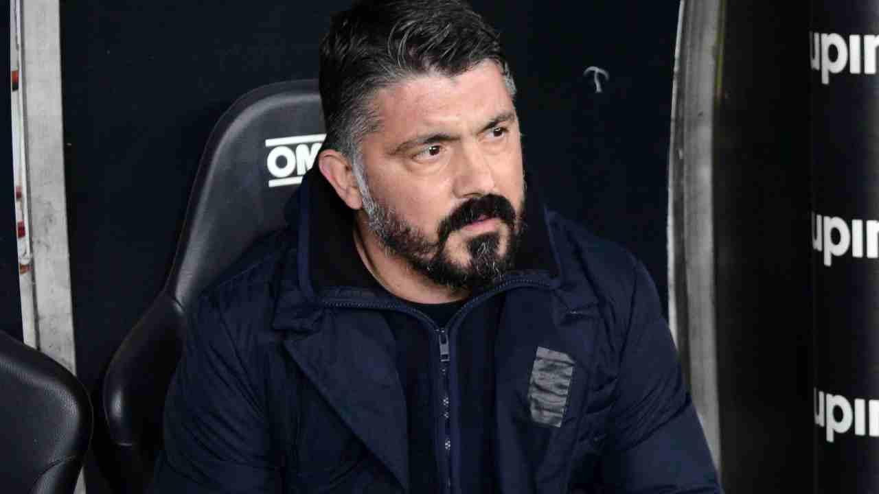 calciomercato Napoli Gattuso De Laurentiis