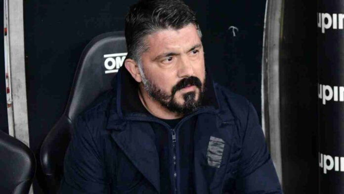 Napoli-Benevento convocati Gattuso