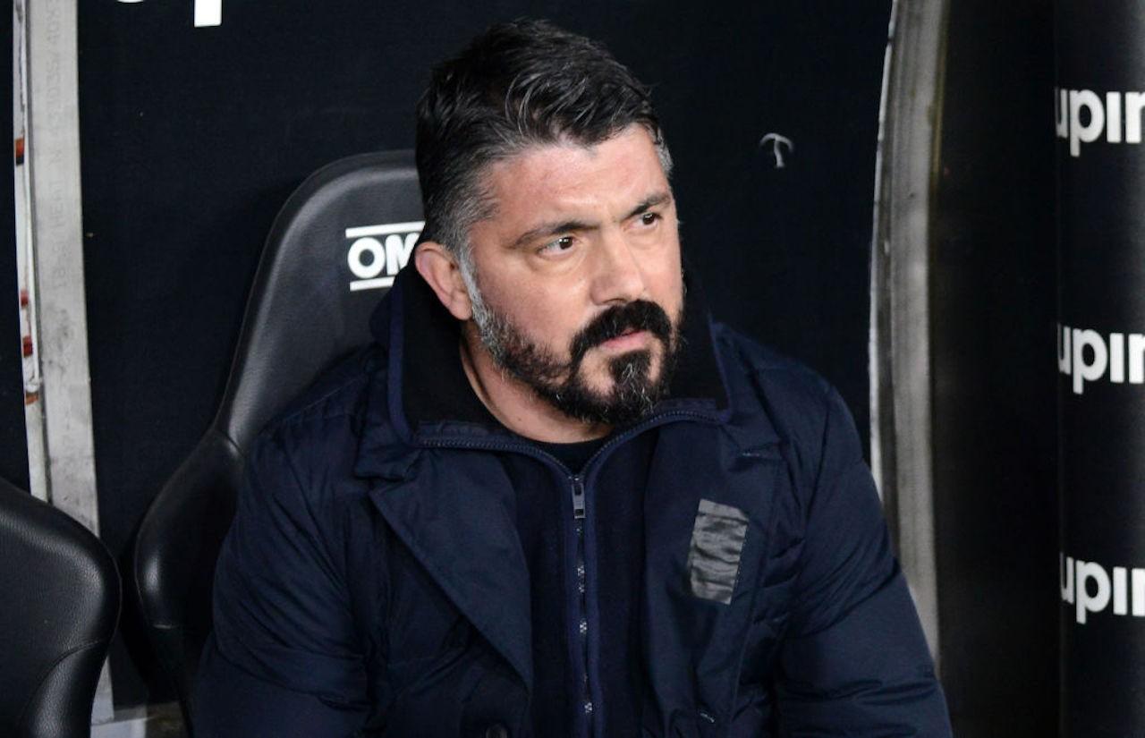 Calciomercato Napoli, tifosi contro Gattuso   La sua posizione e le ultime