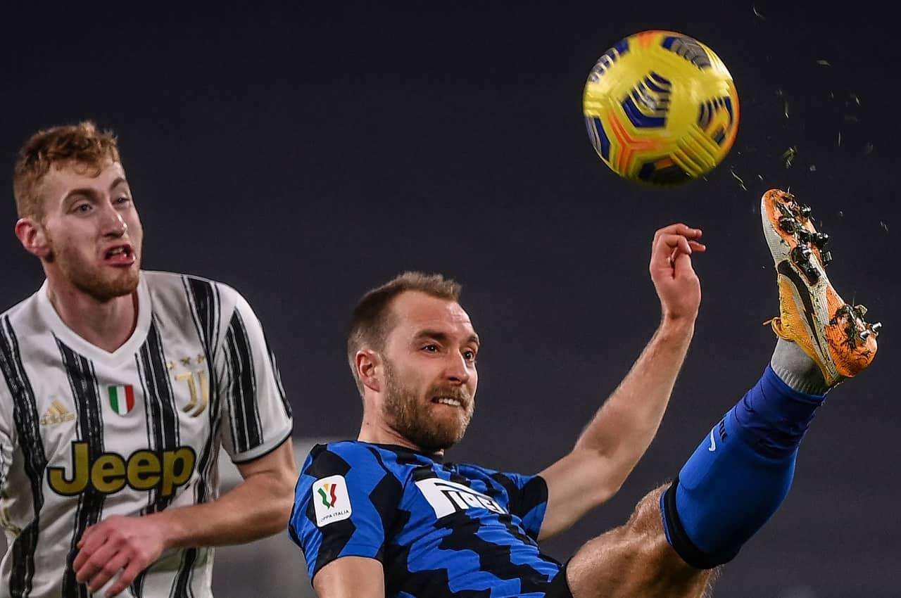 Calciomercato Inter, la Juventus vuole Eriksen