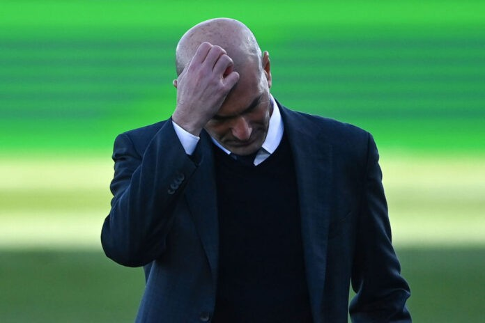 atalanta ufficiale tegola Carvajal Zidane