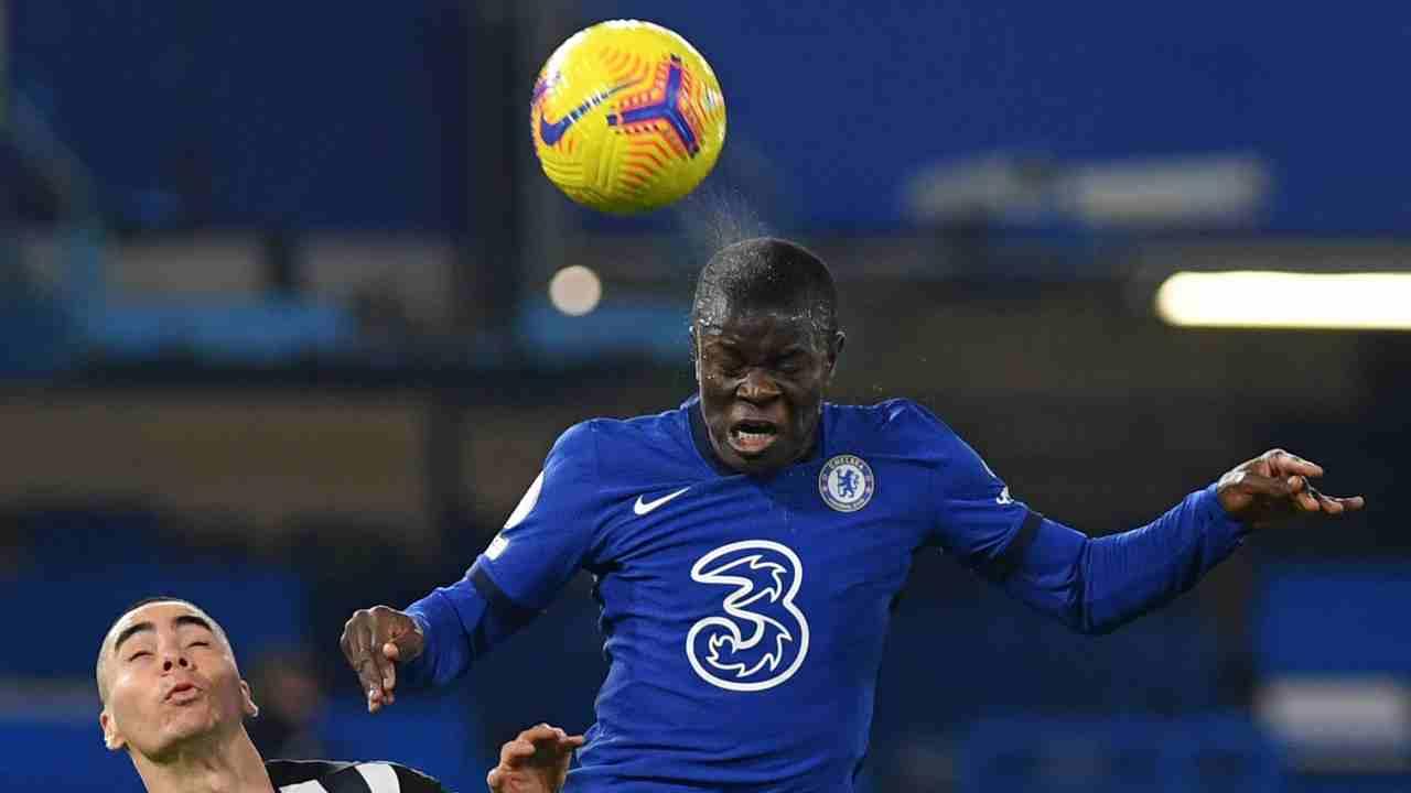 Calciomercato Inter Conte Kante Chelsea