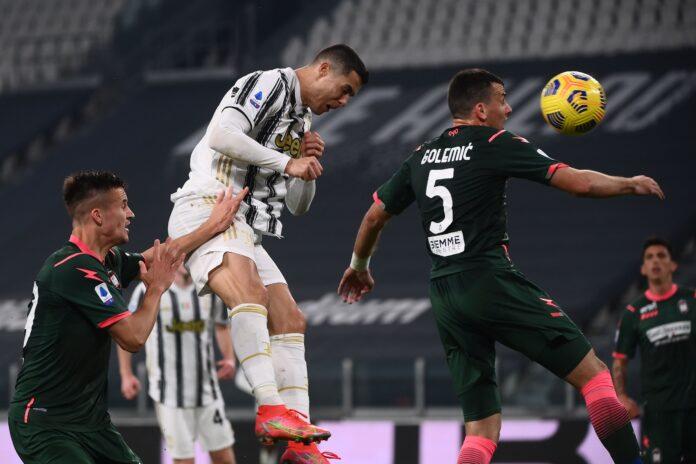 Juventus Crotone Cristiano Ronaldo