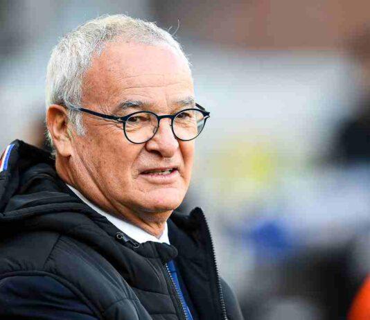 Sampdoria-Atalanta Ranieri