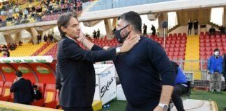 Diretta Napoli Benevento