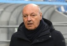 Inter, UFFICIALE: Marotta positivo al Covid