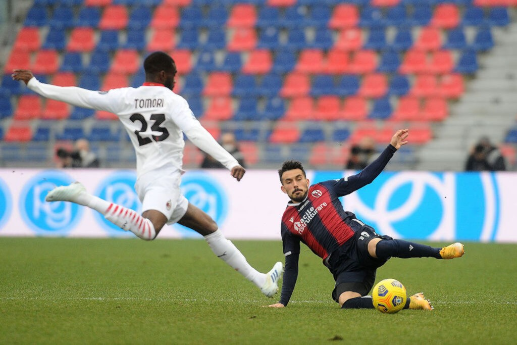 Fikayo Tomori prestito lista Milan
