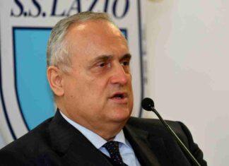 Lazio Lotito deferimento penalizzazione