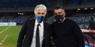 Diretta Atalanta Napoli