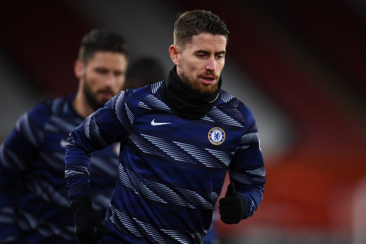 """Calciomercato Napoli, 'assist' dell'agente di Jorginho: """"Se torna Sarri..."""""""