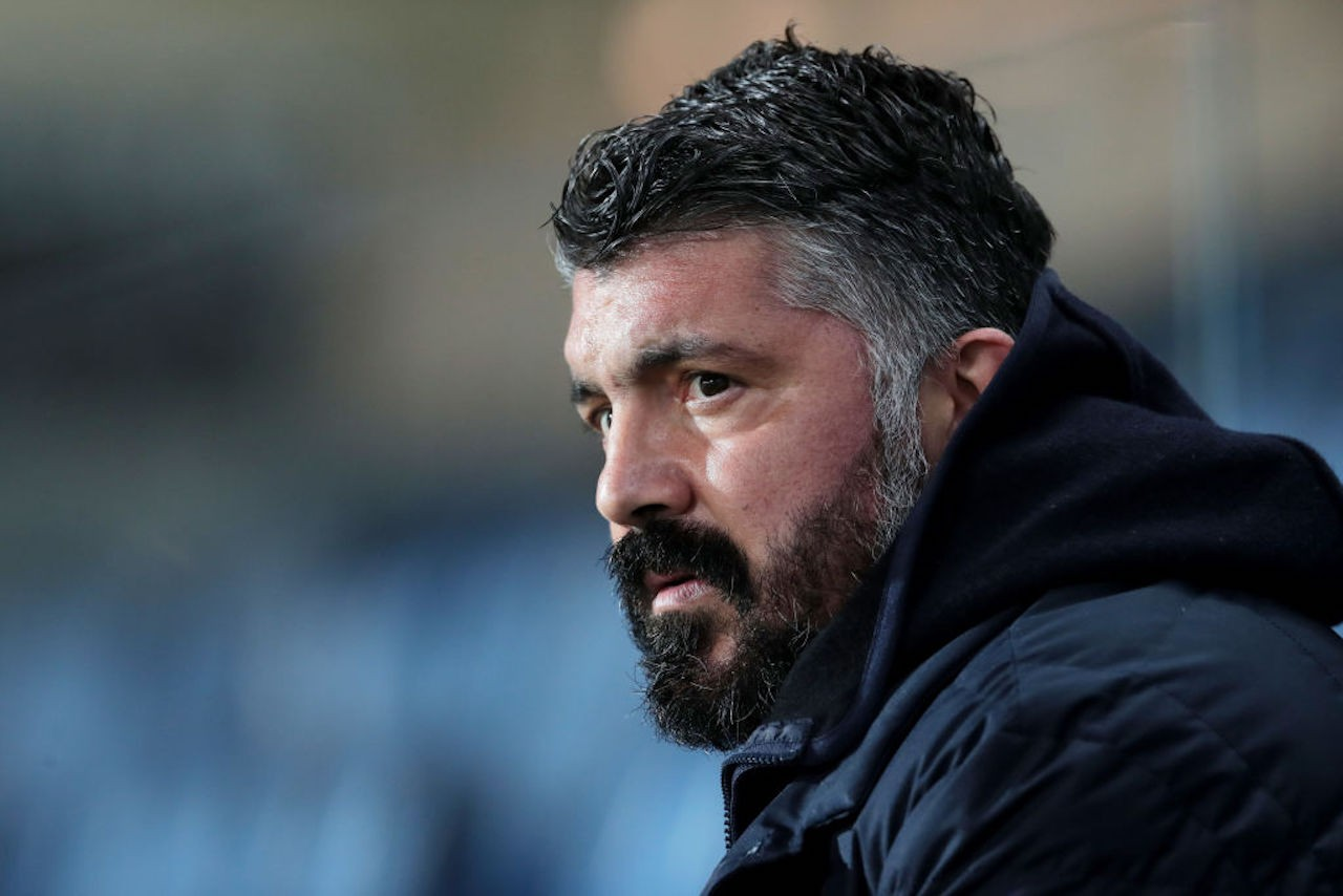 Gattuso infortuni Napoli Hysaj demme