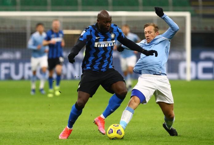 Inter Lazio Lukaku