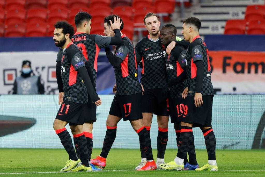 Lipsia Liverpool champions